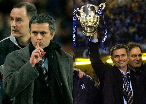 """Mourinho – Benitez: 11 năm """"không đội trời chung"""" - 2"""