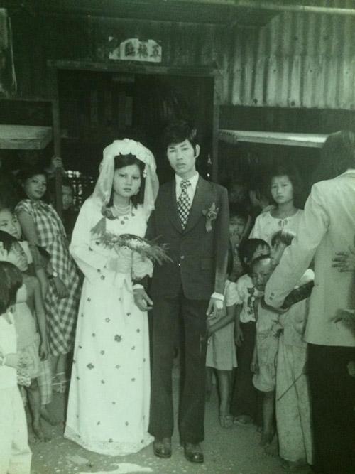 Câu chuyện cảm động sau những bức hình cưới ngày xưa - 3