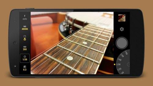 5 ứng dụng camera tốt nhất cho Android - 4