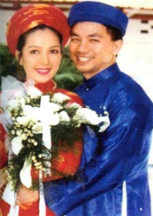 Những tấm ảnh cưới thời xưa ít biết của sao Việt - 8
