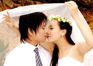 Những tấm ảnh cưới thời xưa ít biết của sao Việt - 13