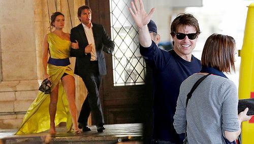 """Ngắm nhan sắc """"tình mới"""" kém 20 tuổi của Tom Cruise - 6"""
