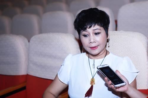 NSƯT Minh Hằng: Dù về hưu vẫn gửi xét duyệt NSND - 2