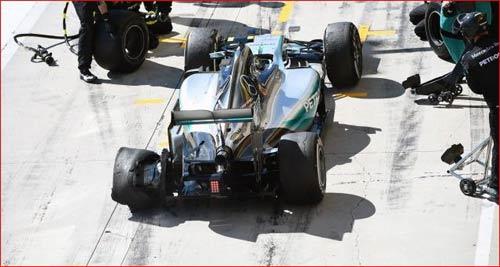 Phía sau Hungarian GP: Khi Mercedes thất vọng (P3) - 1