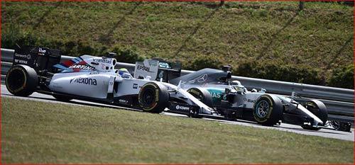 Phía sau Hungarian GP: Khi Mercedes thất vọng (P3) - 2