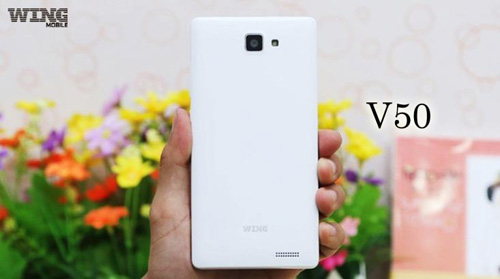 Wing V50 - Smartphone màn hình lớn được ưa chuộng - 1