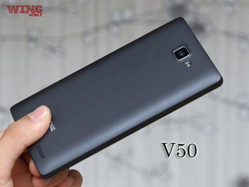 Wing V50 - Smartphone màn hình lớn được ưa chuộng - 4