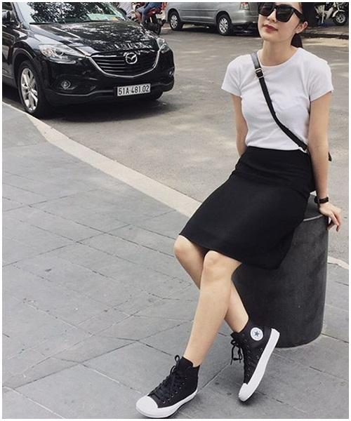 """Giới trẻ Việt """"nức lòng"""" vì mốt giày thể thao mới - 2"""