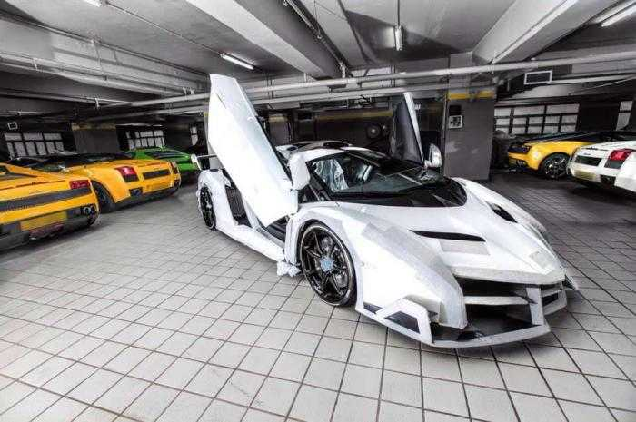 """""""Siêu bò"""" Lamborghini bản đặc biệt mới sắp ra mắt - 1"""