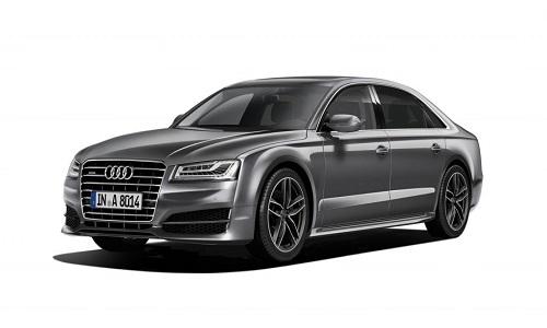 Audi phát hàng mẫu A8 đặc biệt kỷ niệm 21 năm phát hành - 1