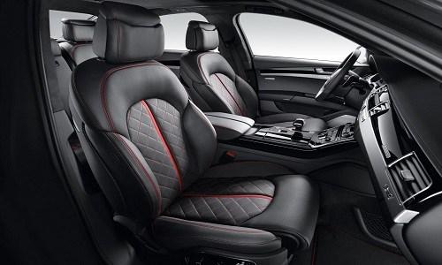 Audi phát hàng mẫu A8 đặc biệt kỷ niệm 21 năm phát hành - 2