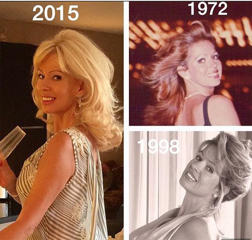 Vẻ đẹp hấp dẫn, trẻ trung khó tin của vũ nữ 63 tuổi - 4