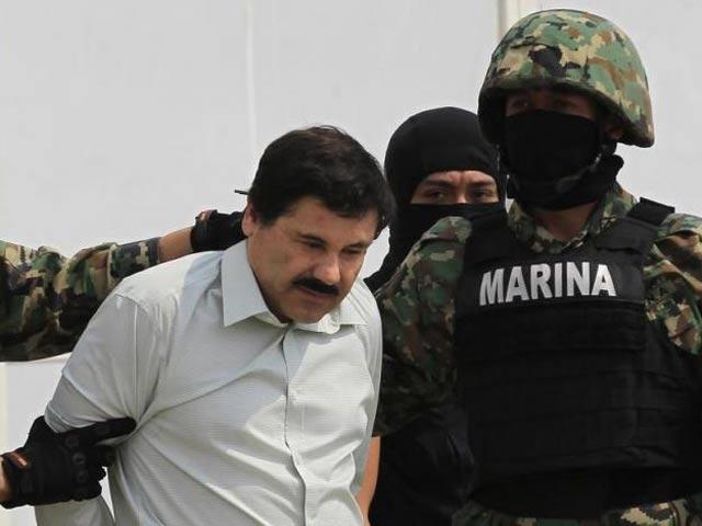 Mexico: Thẩm phán quyết bảo vệ trùm ma túy tới cùng - 1