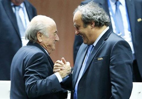 Ứng viên ghế chủ tịch FIFA: Đừng đùa với ông Chung - 2