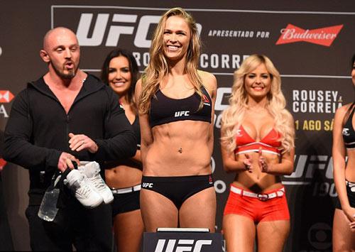 Correia thề khiến Ronda Rousey xấu hổ mà tự vẫn - 1