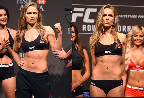 Correia thề khiến Ronda Rousey xấu hổ mà tự vẫn - 2