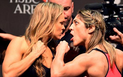 Correia thề khiến Ronda Rousey xấu hổ mà tự vẫn - 4