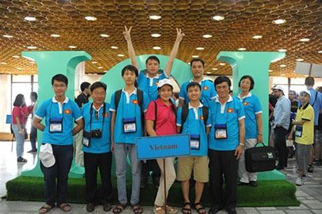 Việt Nam đoạt 4 huy chương Olympic Tin học quốc tế - 1