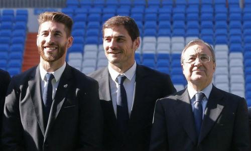 Real giữ Ramos: Chỉ vì Perez sợ mất ghế - 2