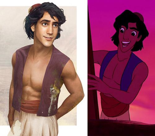 Bất ngờ với những hoàng tử, công chúa Disney người thật - 3