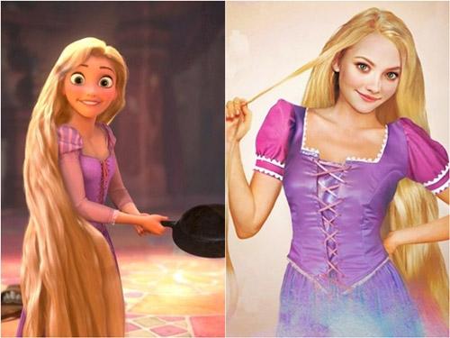 Bất ngờ với những hoàng tử, công chúa Disney người thật - 13