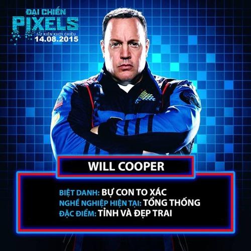 """""""Đại chiến Pixels"""" hé lộ biệt đội game thủ cứu thế giới - 6"""
