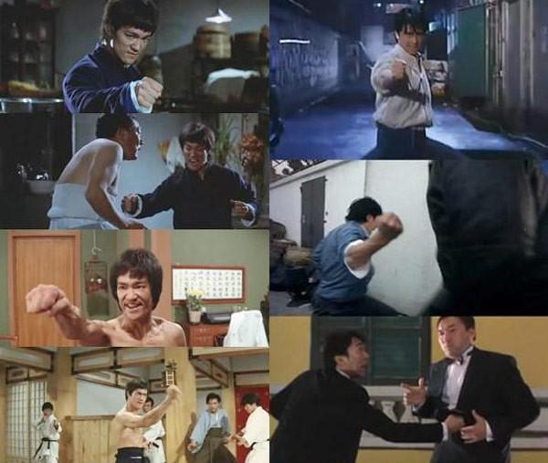 Những cảnh phim Châu Tinh Trì bắt chước Lý Tiểu Long - 3