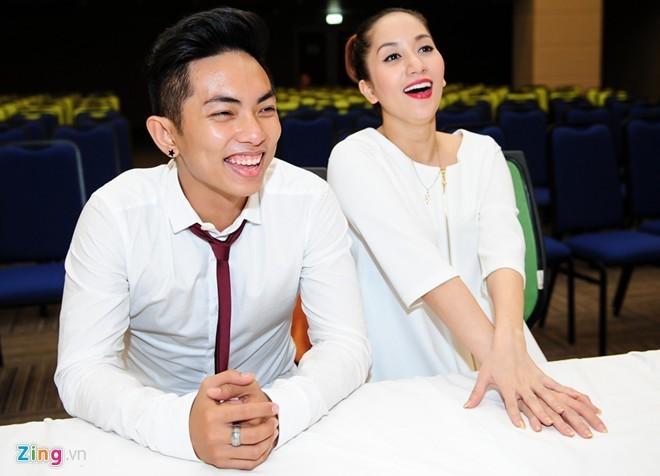 """Phan Hiển: """"Bố mẹ không ngăn cấm tôi yêu Khánh Thi"""" - 3"""