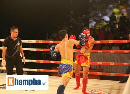Dính đòn nặng, võ sĩ gục ngay trên sàn đấu - 11