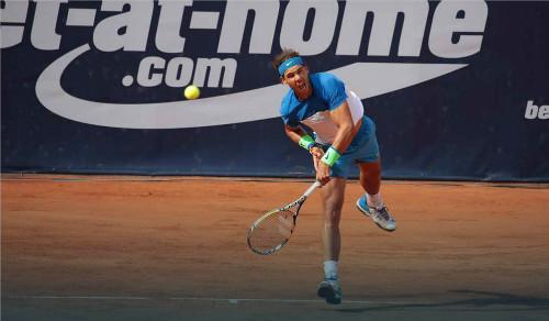 Nadal - Seppi: Sức mạnh vượt trội (BK Hamburg Open) - 1
