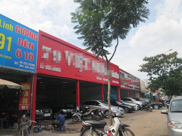 """Khám phá """"thiên đường"""" xe ô tô cũ tại Hà Nội - 3"""