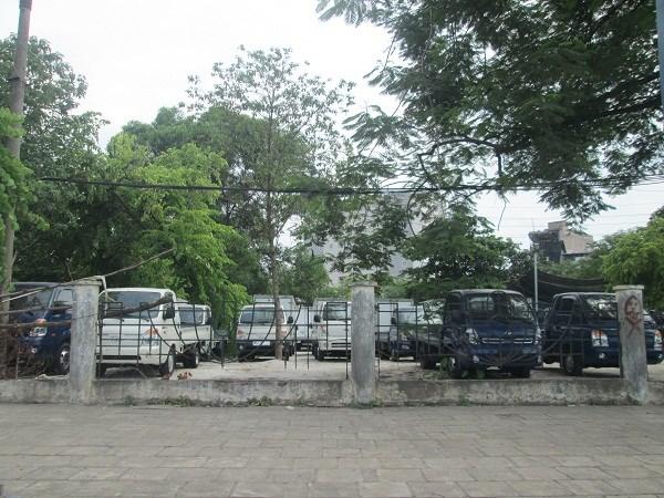 """Khám phá """"thiên đường"""" xe ô tô cũ tại Hà Nội - 2"""