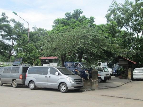 """Khám phá """"thiên đường"""" xe ô tô cũ tại Hà Nội - 4"""
