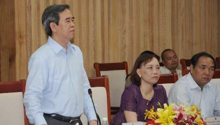 Làm việc tại Nghệ An: Thống đốc NH nói gì? - 1