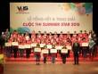 Gần 200 giải thưởng dành tặng cho học viên xuất sắc tại VUS