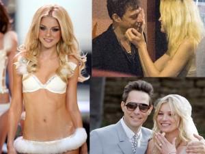 Chồng siêu mẫu Kate Moss âu yếm cựu thiên thần nội y