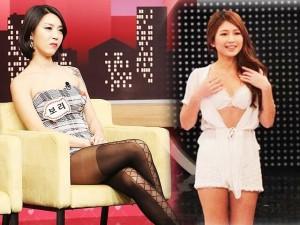 """Kiểu mặc """"nhức mắt"""" của mẫu trên truyền hình châu Á"""