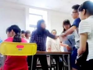 Cô giáo cung Bọ Cạp mắng học viên: Người tung clip nói gì?