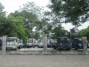 """Khám phá """"thiên đường"""" xe ô tô cũ tại Hà Nội"""