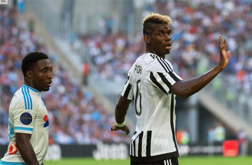 Marseille - Juventus: Chiếc thẻ đỏ tai hại - 1