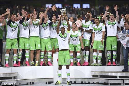 Wolfsburg – Bayern: Căng thẳng tột độ - 1