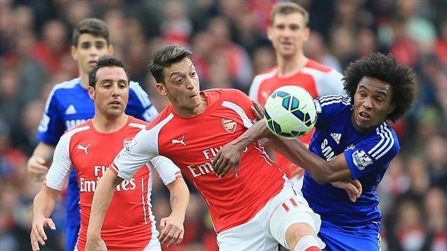 Chelsea – Arsenal: Bước chạy đà quan trọng - 2