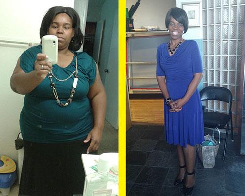 Quyết tâm giảm béo của bà mẹ 130kg - 2