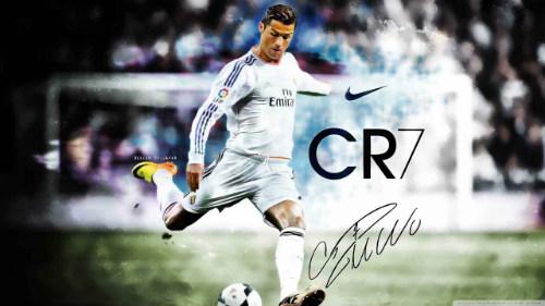Ronaldo chưa từng nghĩ chơi bóng để nổi tiếng - 2