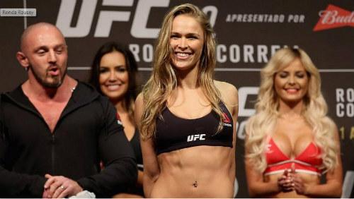 34 giây, Ronda Rousey khiến địch thủ đo sàn - 2