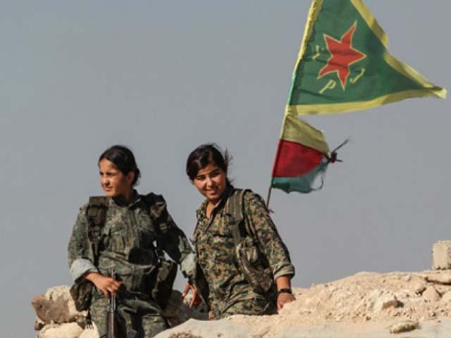 Dân quân phối hợp quân đội đánh bật IS khỏi thành phố Syria - 1