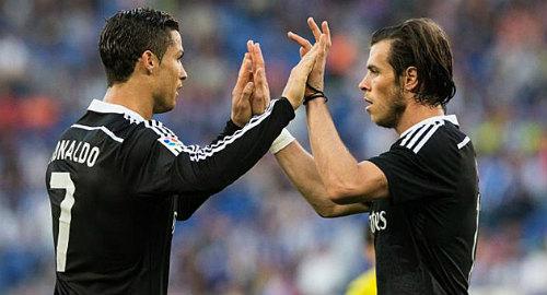 """Real: Khi Benitez muốn Bale làm """"đầu tàu"""" - 1"""