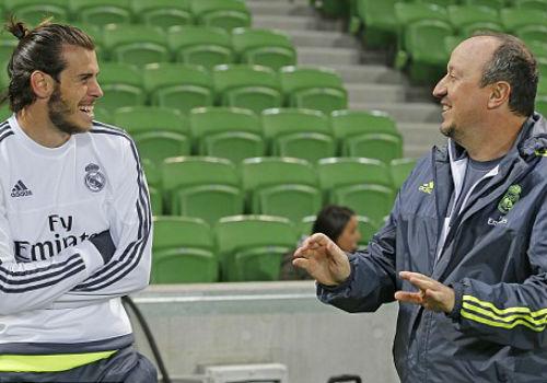 """Real: Khi Benitez muốn Bale làm """"đầu tàu"""" - 2"""