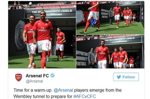 TRỰC TIẾP Chelsea - Arsenal: Chiến thắng thuyết phục (KT) - 10