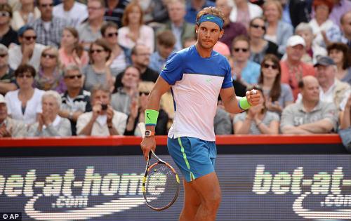 Nadal - Fognini: Đối thủ khó chịu (CK  Hamburg Open) - 1